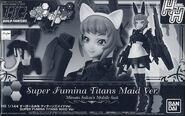 HGBF Super Fumina Titans Maid