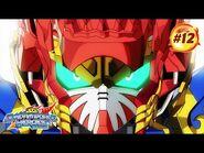"SD GUNDAM WORLD HEROES - Episode 12 ""Wukong's Mission""(EN,HK,TW,CN,KR,TH,VN,IT,FR,ID sub)"