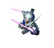 Super Gundam Royale Turn A Gundam2
