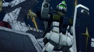 TB Ground Gundam S firing