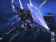 The Chase Legend Gundam by sandrum