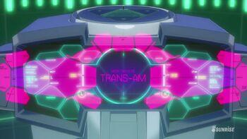 00 Diver's Trans-Am Screen