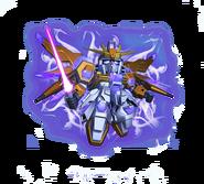 Super Gundam Royale Scramble Gundam