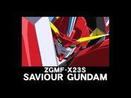 158 ZGMF-X23S Saviour Gundam (from Mobile Suit Gundam SEED Destiny)-2