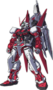 Astray Red Frame Caletvwlch - Front