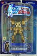 DX MSIA Shining Gundam Hyper Mode