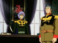 Mobile Suit Gundam Journey to Jaburo PS2 Cutscene 020 Garma 2