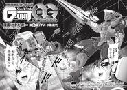 Mobile Suit Gundam Wing G-UNIT Operation Galiarest Cap 8