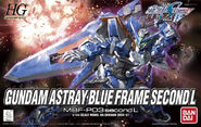 HG Gundam Astray Blue Frame Second L