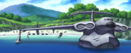 Flying Boat on the Water 01 (Seed HD Ep31)