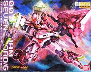 MG 00 Gundam Seven SwordG (Trans-Am Mode) -Special Coating-