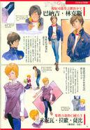 Mobile Suit Gundam Unicorn characters 4