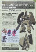 Moon Gundam Mechanical works vol.24 A