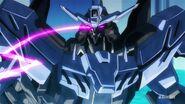 ASW-G-XX Gundam Vidar (Episode 43) Alaya-Vijnana Type E activated (3)
