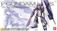 MG ν Gundam HWS Ver Ka