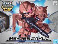 SDCS Char's Zaku II