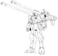 Doppelhorn Dagger L Lineart