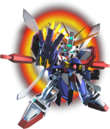 God Gundam GGCR