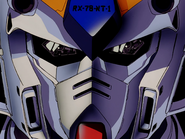 Gundam Alex head