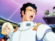 Mobile Suit Gundam Journey to Jaburo PS2 Cutscene 095 Sayla Bright