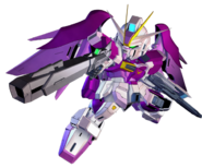 SD Gundam G Generation Cross Rays Destiny Impulse Gundam R