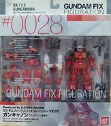 GFF 0028 Guncannon box-front