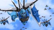 GOUF Ignited Flying 01 (Seed Destiny Ep40)