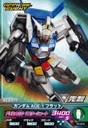 Gundam AGE-1 Flat Try Age 1