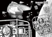 Gundam Thunderbolt Cap 124