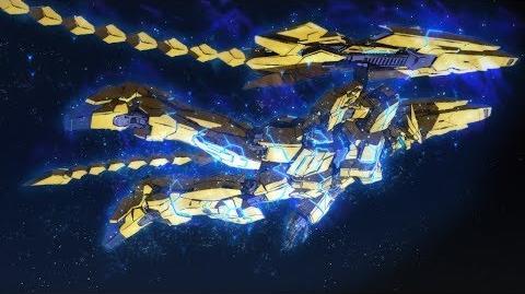Mobile Suit Gundam NT (Narrative) - English Trailer
