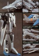 Model Kit MSZ-006D Z plus D10