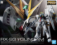 RG ν Gundam