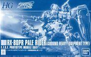 HGUC Pale Rider -Ground Heavy Equipment Type-