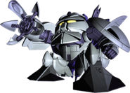 SD Gundam G Generation RE Turn X