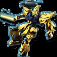 Gundam Diorama Front 3rd MSR-00100S Hyaku Shiki Kai Mass Production Type