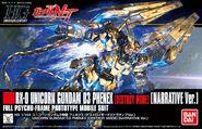 HGUC Unicorn Gundam 03 Phenex (Destroy Mode) (Narrative Ver.)