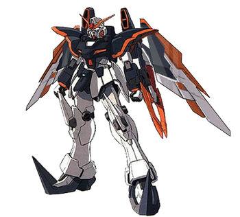 Gundam Deathscythe Rousette