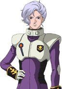Angelo Sauper Super Robot Wars X-Ω