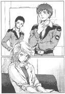Gundam Chars Counterattack - High Streamer RAW Novel V01-055