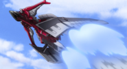 Minerva Equipped with Booster Rockets 01 (Seed Destiny HD Ep43)