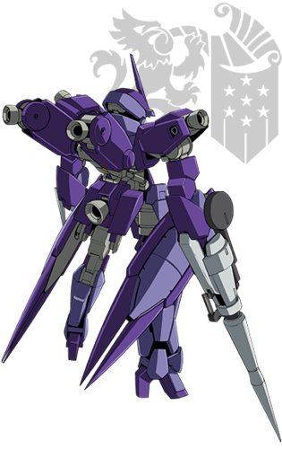 Rear (Gaelio Bauduin Custom)