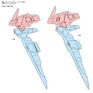 Gundam Gullinbursti-Wing binder