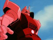 Mobile Suit Gundam Journey to Jaburo PS2 Cutscene 075 Char Gelgoog 2