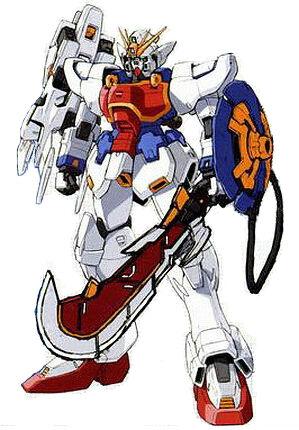 Shenlong Gundam Liaoya