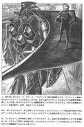 Gundam Chars Counterattack - High Streamer RAW Novel V01-248