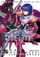 Gundam SEED Destiny The Edge Cover vol 5