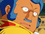 Mobile Suit Gundam Journey to Jaburo PS2 Cutscene 058 Coscon 3