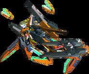 SD Gundam G Generation Cross Rays Gundam Harute (Final Mission)