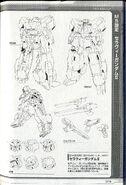 GN-008RE - Seravee Gundam II - Technical Detail & Design