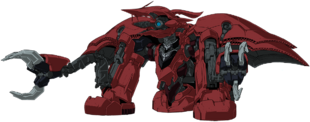 Front (Ground Combat Mode)